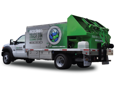 the eco-clean truck