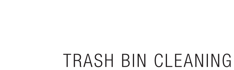 eco-clean trash bin cleaning logo